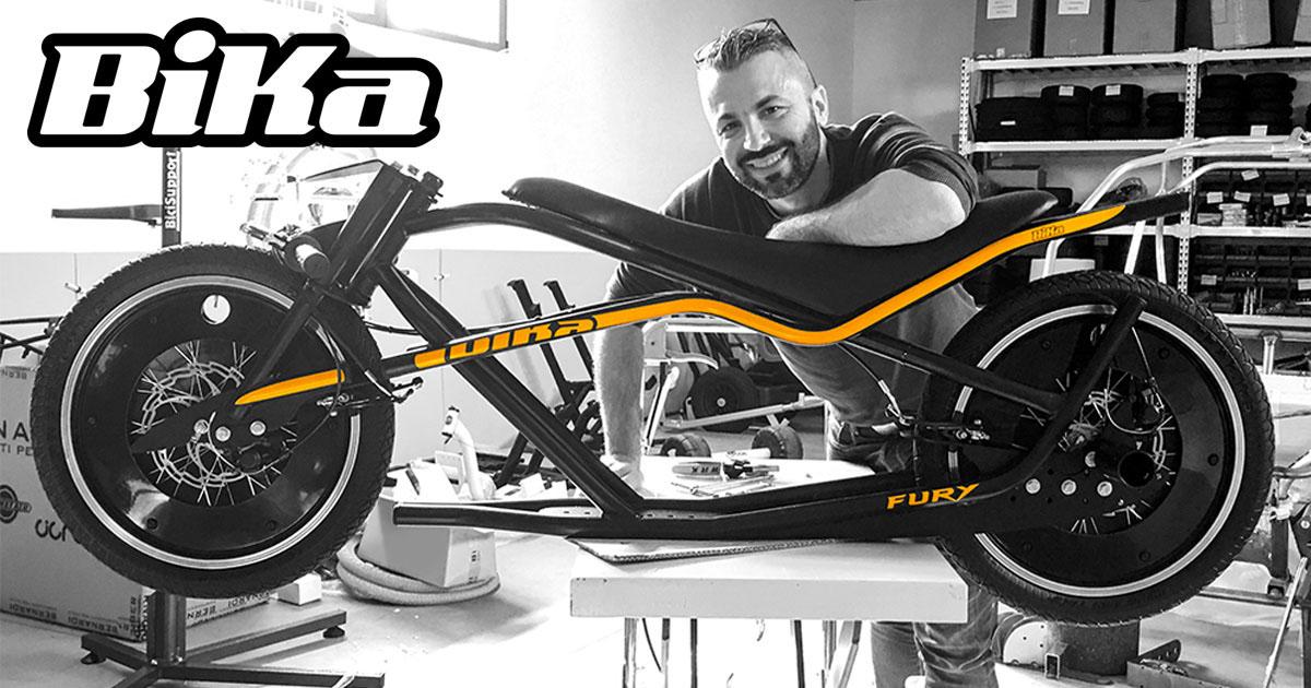 Bika - Rimorchi bici per bambini, animali e merci, mezzi a pedali, accessori