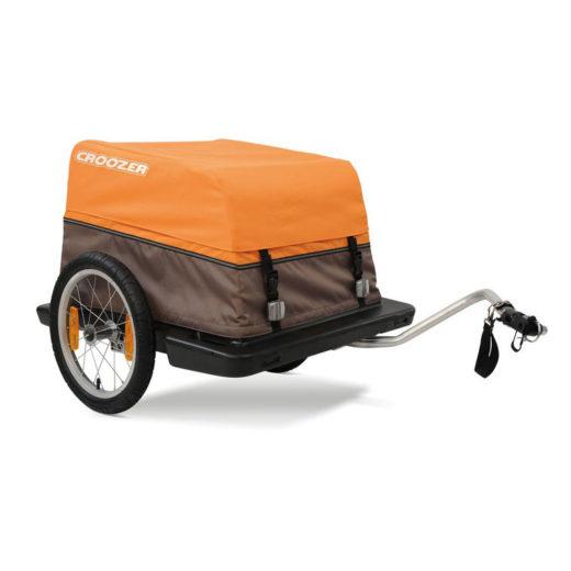"""Bika: rimorchio bicicletta / carrello a mano """"Cargo"""" per trasporto merce"""