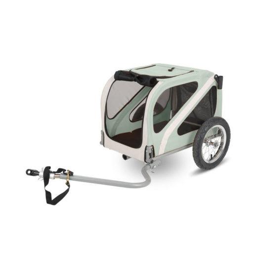 """Bika: Rimorchio bicicletta / stroller """"Dog Mini 12"""" per trasporto animali"""