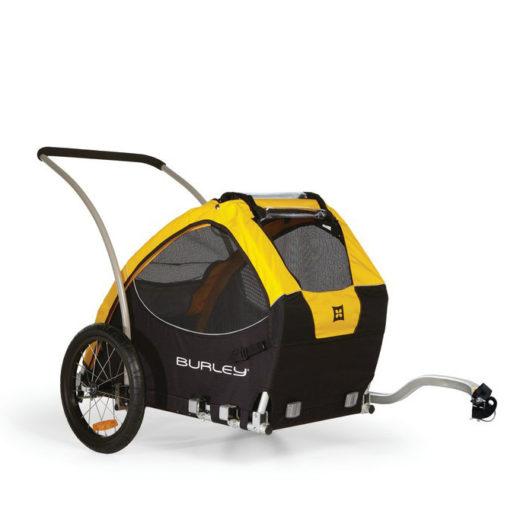 """Bika: Rimorchio / stroller per bicicletta """"Tail Wagon"""" trasporto animali"""