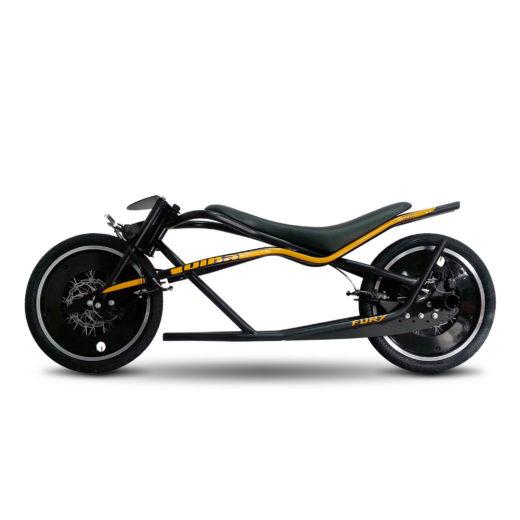 """street gravity bike 20"""" FURY (steel)"""