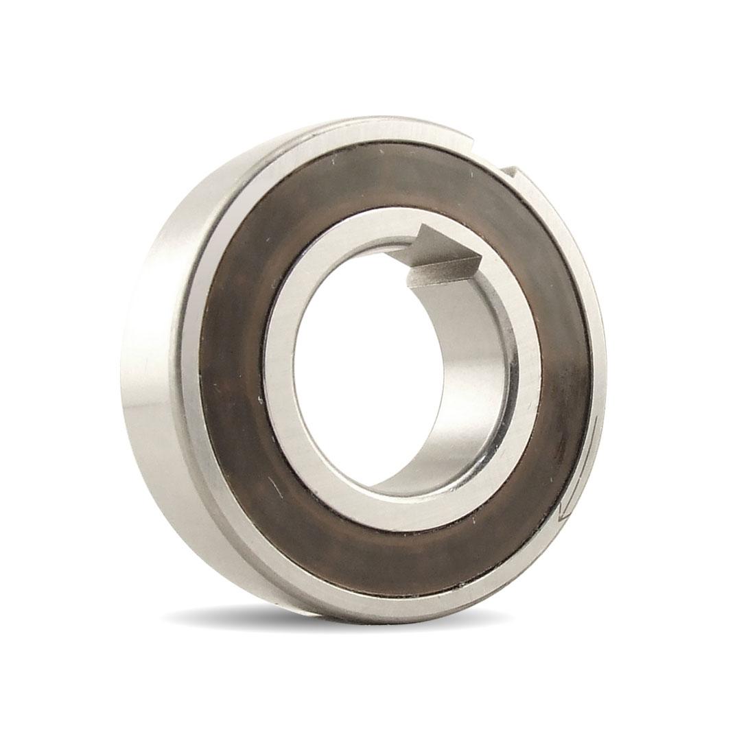 Bika: cuscinetto unidirezionale 6204 con protezione (Ø20x47 H=14)