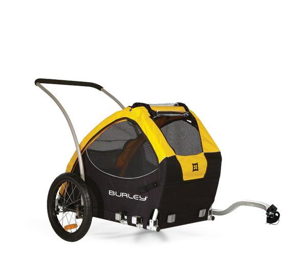 Bika: rimorchi per trasporto cani (o altri animali domestici) sono utilissimi per una sana e sicura pedalata in compagnia del tuo amico peloso.
